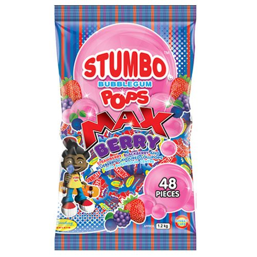 Stumbo Max Berry