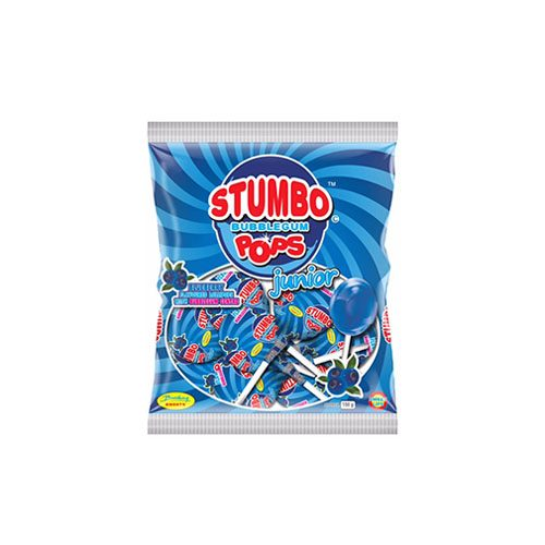Stumbo Bubblegum Pops junior